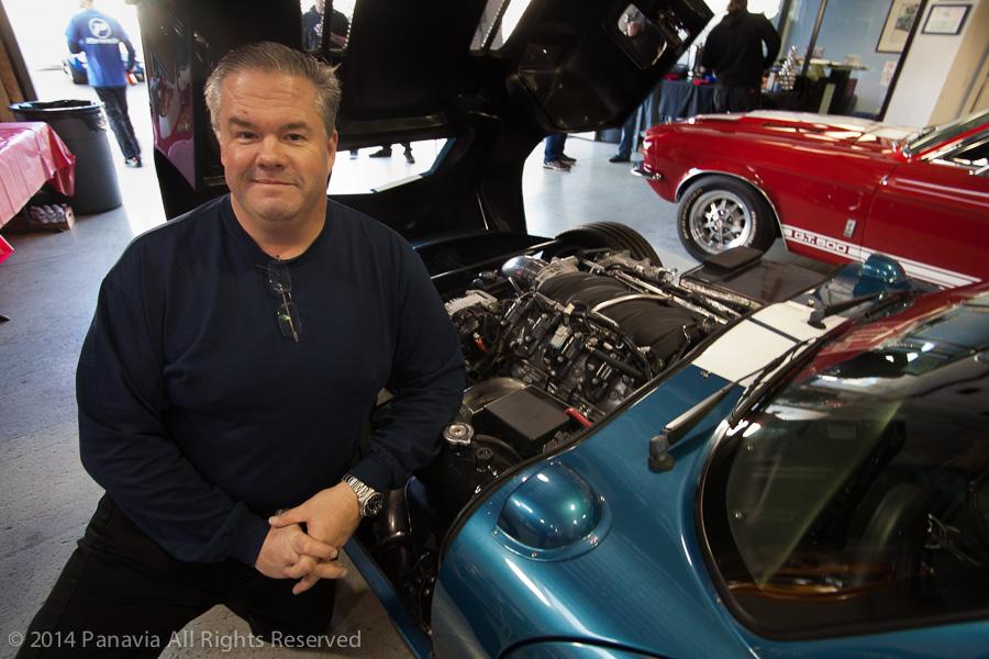 Steve and 54's Motor