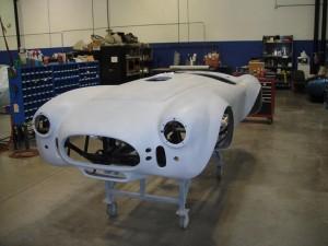 AC heritage trust car