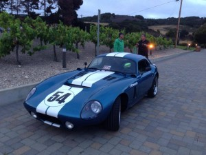 Carmel Car Week 2014