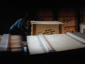 Raiders of the Lost Ark Crate