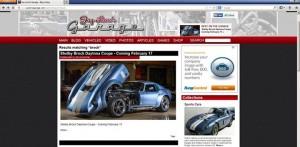Shelby Brock Daytona Coupe