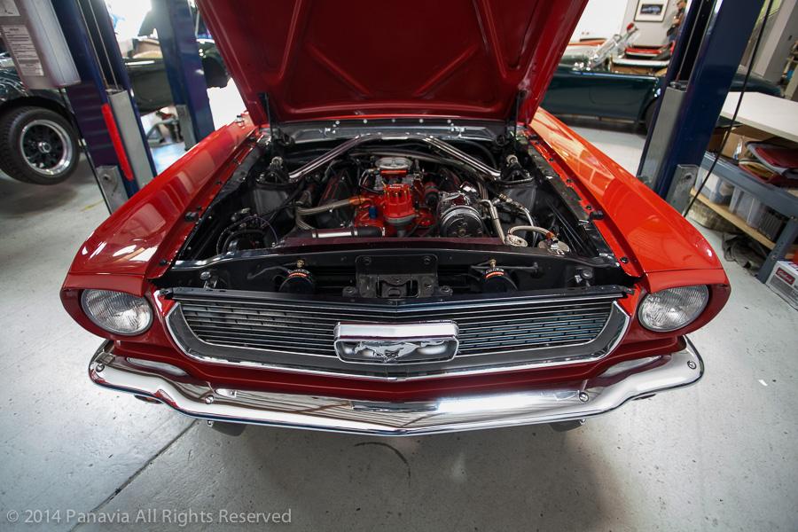 GT500 Motor