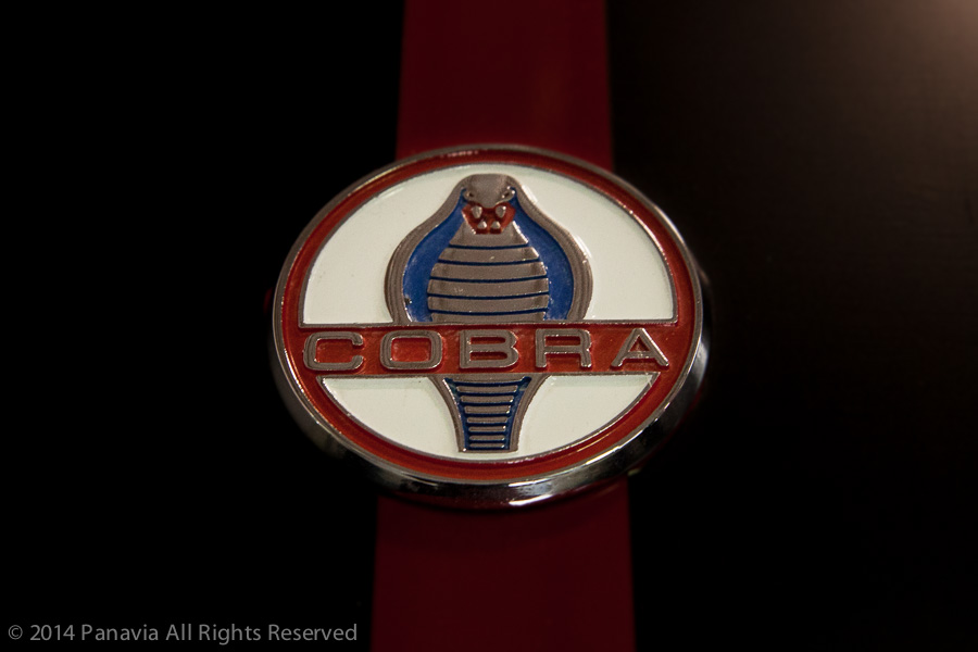 Cobra Badge